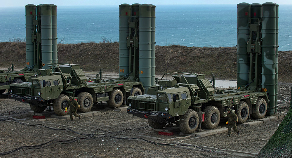 Turkey Paid Deposit On S-400 Air Defense System To Russia - Erdogan