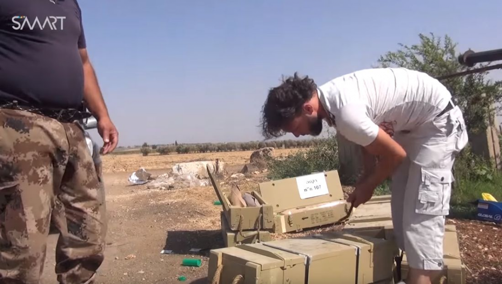 Israel Is Arming FSA Groups In Southern Syria (Video, Photos)