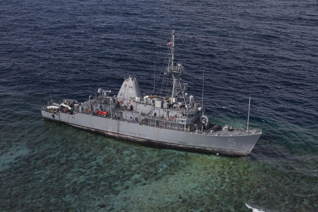 Adrift and Unready for War: Crisis in the U.S. Seventh Fleet