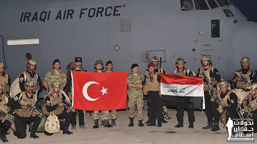 Turkey And Iraq Hold Joint Drills On Border With Iraqi Kurdistan