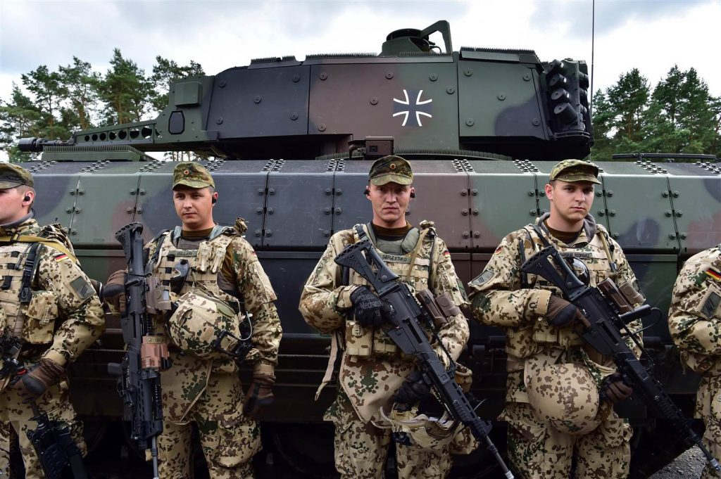 Germany Suspends All Major Arms Exports To Turkey