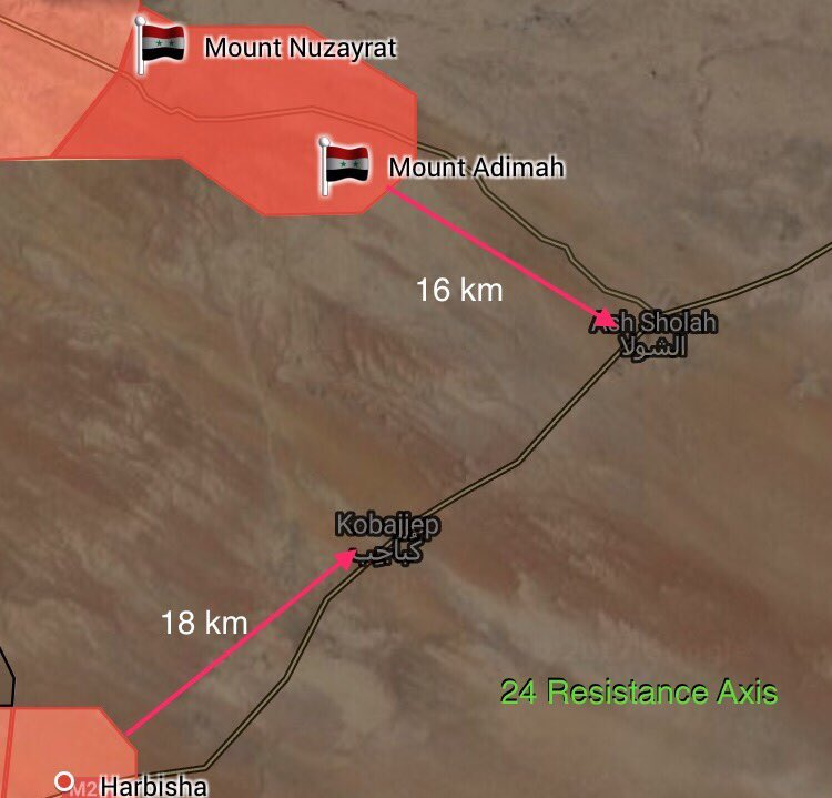 Army Troops Rapidly Advancing Towards Deir Ezzor City, Liberate More Points (Maps, Video)