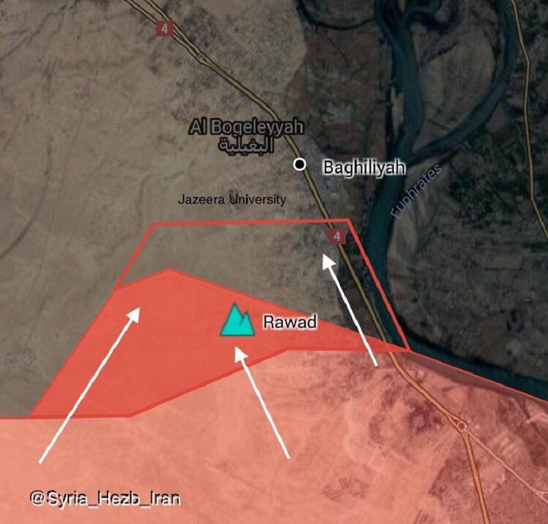 Syrian Army Takes Key Rawad Mountain Near Deir Ezzor As Hezbollah-ISIS Deal Moves On