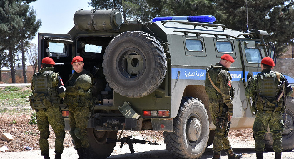 Russian Military Police Established New Observation Posts In Homs and Hama