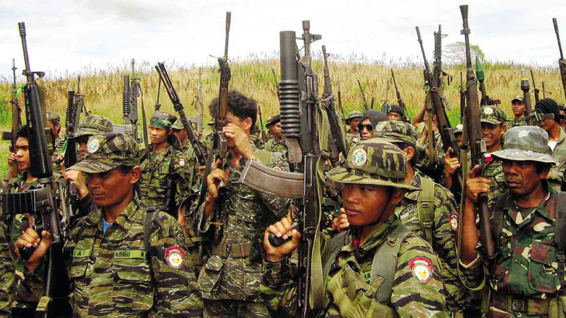 Local Militants Unite With Philippine Army To Counter ISIS In Marawi City