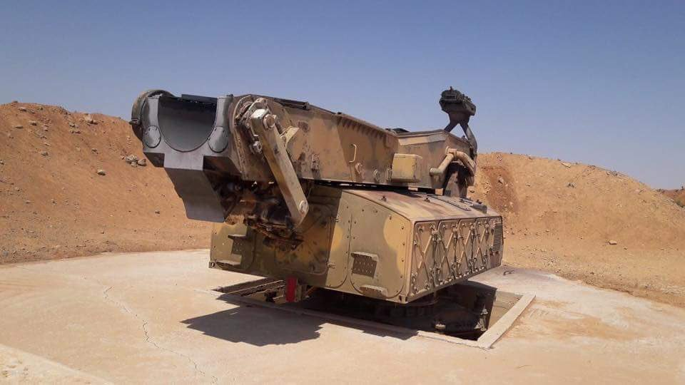 Syrian Air Defense Force Fired S-200 Missile At Israeli Warplanes Over Lebanon - REPORTS