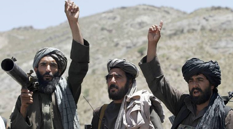 Taliban Attacks Convoy Of Afghan Army In Western Province Of Farah