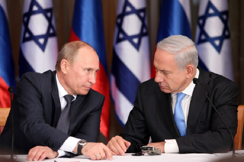 Russia Resfused Israeli Demand Of 60km Buffer Zone Against Iranian-backed Forces In Southern Syria