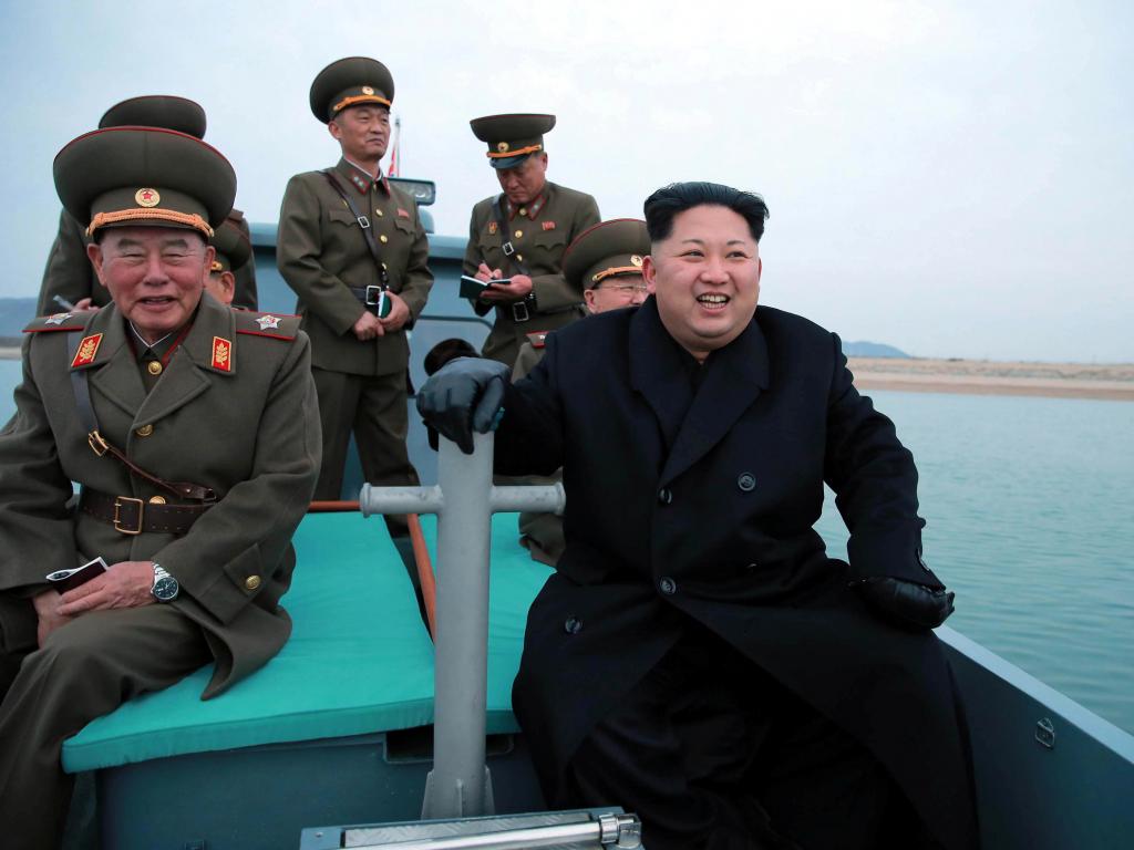 "North Korea Blasts ""Evil"" UN Sanctions, Vows To Boost Nuclear Program"