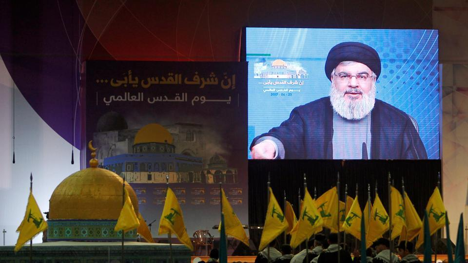 Hasan Nasrallah: Hezbollah Is Making History Of Entire Region