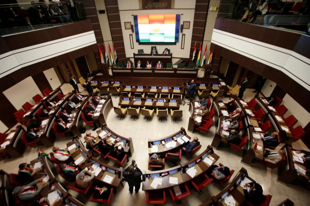 Kurdistan Region Parliament Approves Independence Referendum On September 25