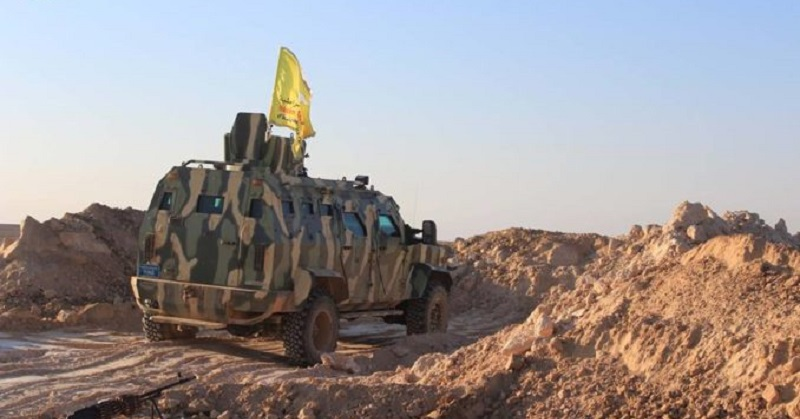 SDF Releases Statement Accusing Syrian, Russian Warplanes Of Airstrikes Against US-backed Fores Near Deir Ezzor