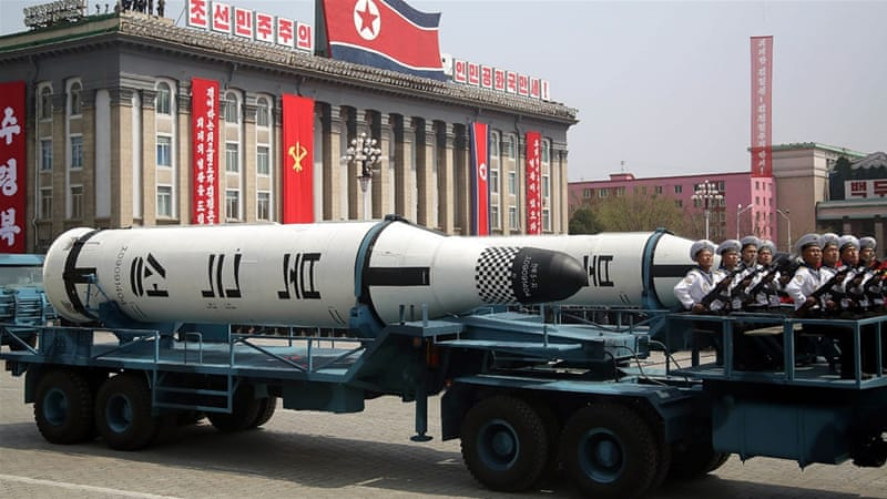 UN Security Council Resolution 2375 on North Korea: Preparation for War?
