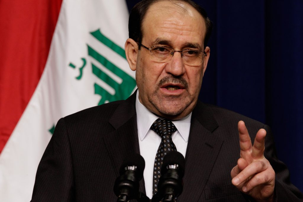 """Iraqi Vice President: We Will Not Tolerate """"Another Israel"""" In Northern Iraq"""