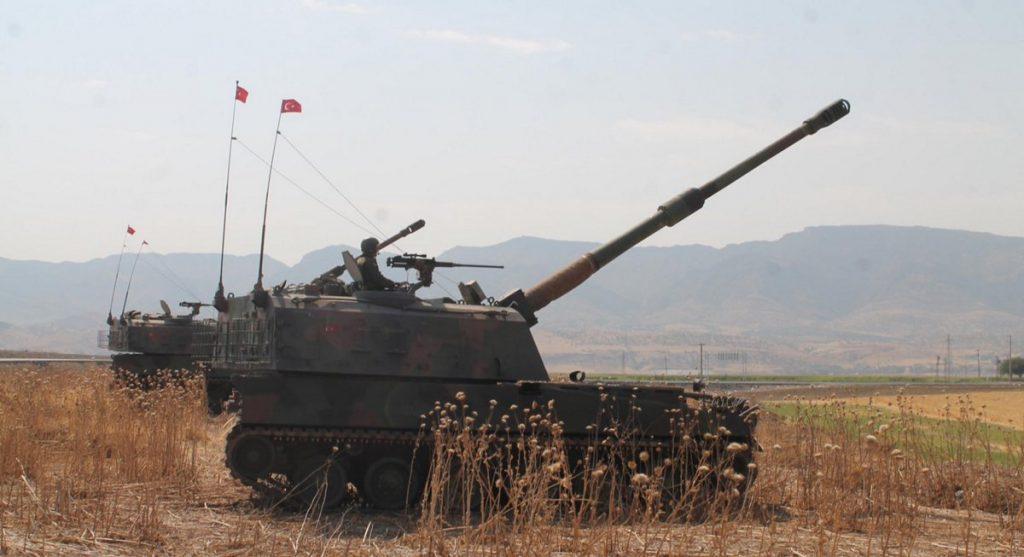 Turkey Deploys Large Number Of Military Equipment On Border With Iraqi Kurdistan