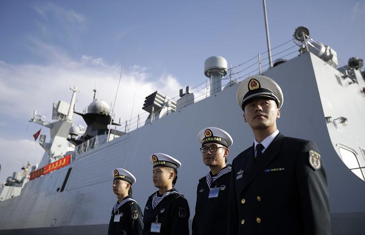 Russia, China Launch Joint Naval Drills Near Korean Peninsula