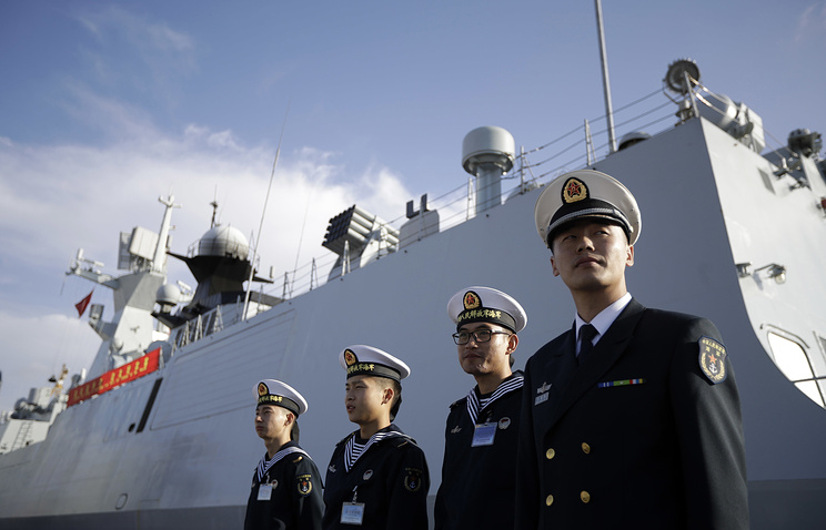 Russia, China Launch Joint Naval Drills Near Korean Peninsula