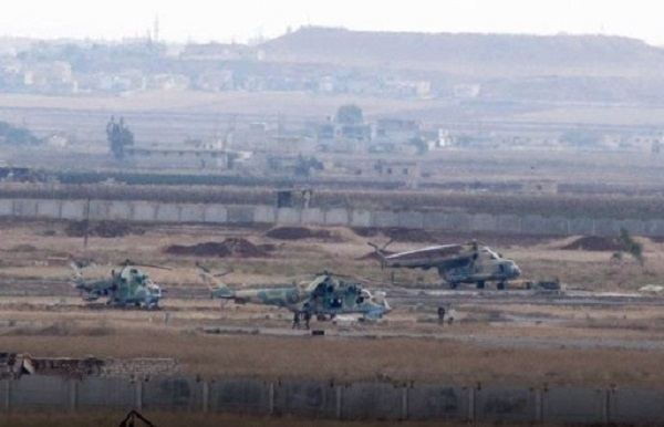 2 Cargo Planes With Supplies And Equipment Arrive Deir Ezzor Airport - Syrian MoD