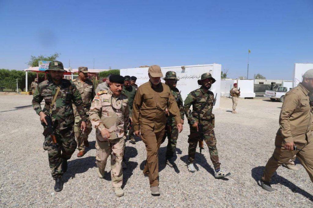 Iraqi Army And Popular Mobilization Units Starts Push Towards Syrian Border Along Baghdad-Deir Ezzor Higway