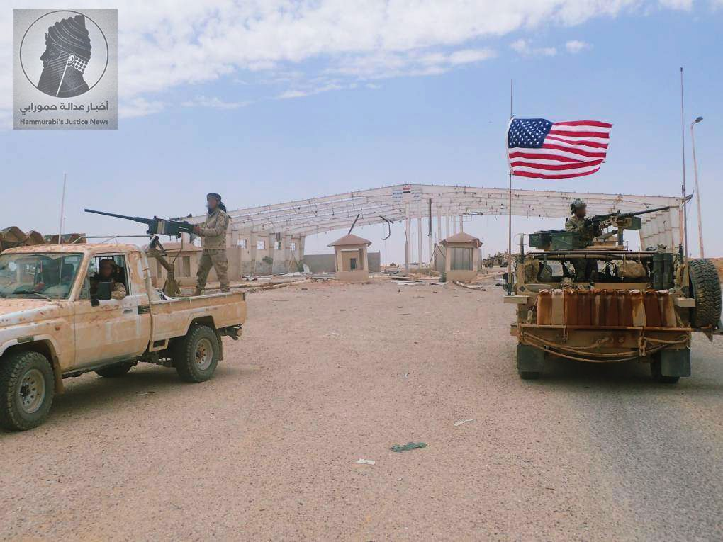 US Is Ready To Abandon Its Garrison In Syrian Border Village Of At Tanf - Media