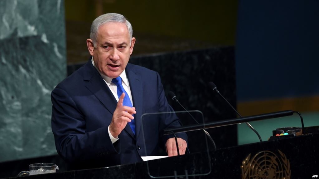 """Israeli PM: """"We will act to prevent Iran from establishing permanent military bases in Syria"""""""