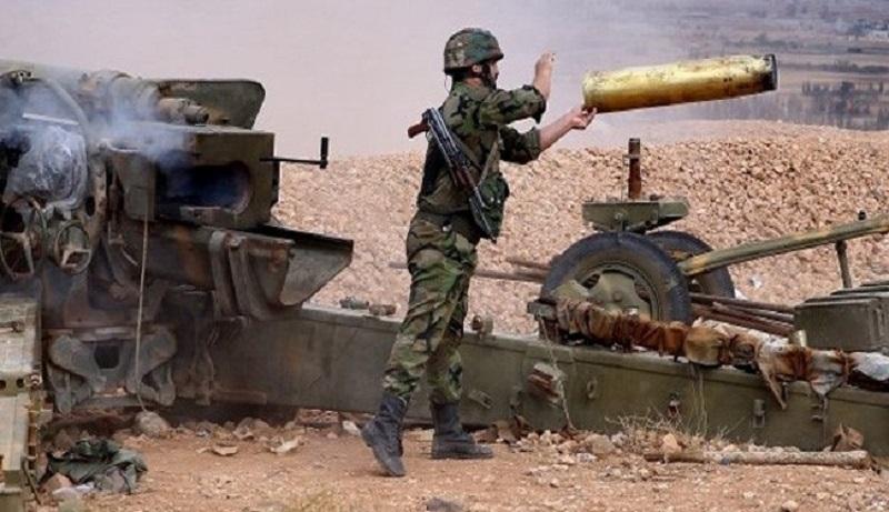 SAA Captures More Areas East of Jubb al-Jarrah In Eastern Homs Countryside