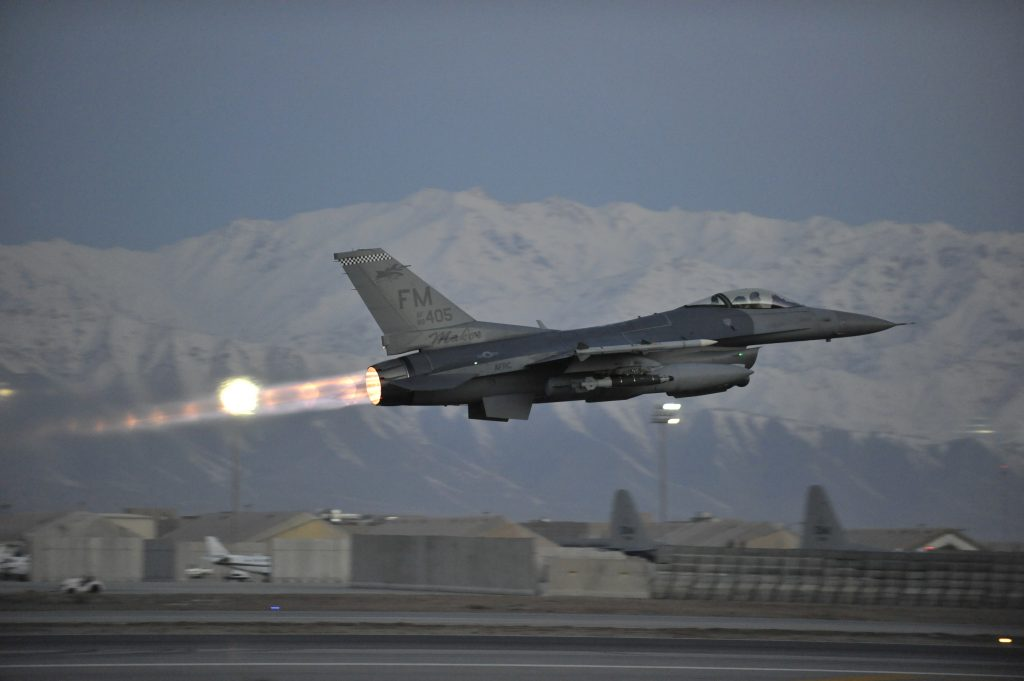 Afghanistan: Taliban Captures More Areas. US Deploys More Warplanes
