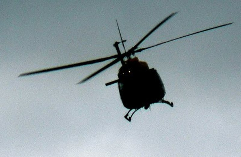 Russia: 'Unidentified Helicopters' Transfering ISIS Members And Weapons In Afghanistan