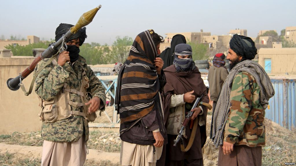 Afghan Security Forces Retreat From More Areas As Taliban Advances In Herat Province