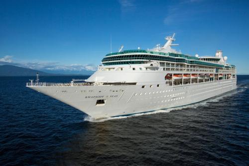 To Prevent Rebellion, Spain Docks Cruise Ship Housing 16,000 Riot Police In Barcelona Port