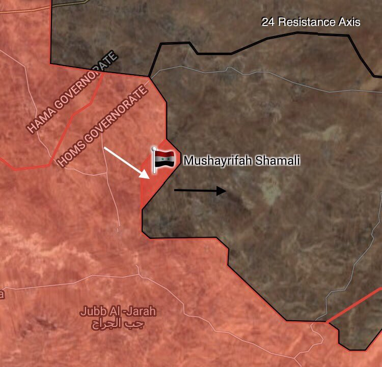 Clashes Ongoing In Eastern Hama Pocket Despite Alleged Withdrawal Agreement Between Government and ISIS