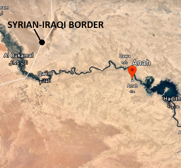 Iraqi Forces Capture Important Anah Town On Deir Ezzor-Baghdad Highway