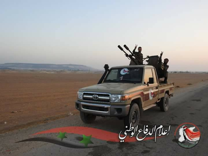 Syrian Government Troops Repel Two Attacks Of Al-Qaeda-Linked Militants In Hama And Homs (Photos)