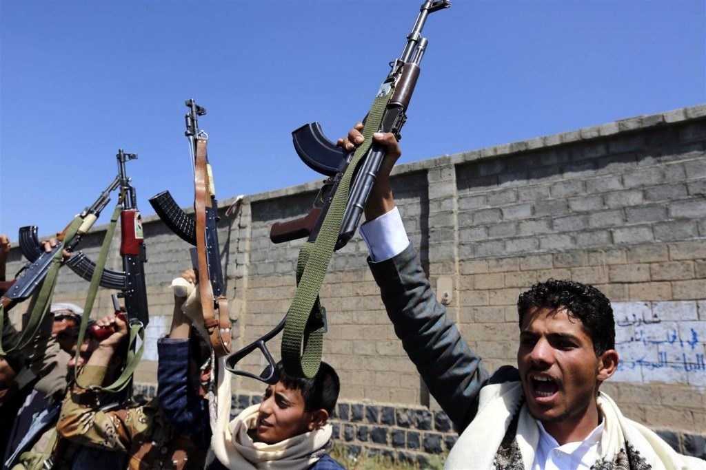 Yemen: Houthis Announce They Captured Two Saudi Army Soldiers