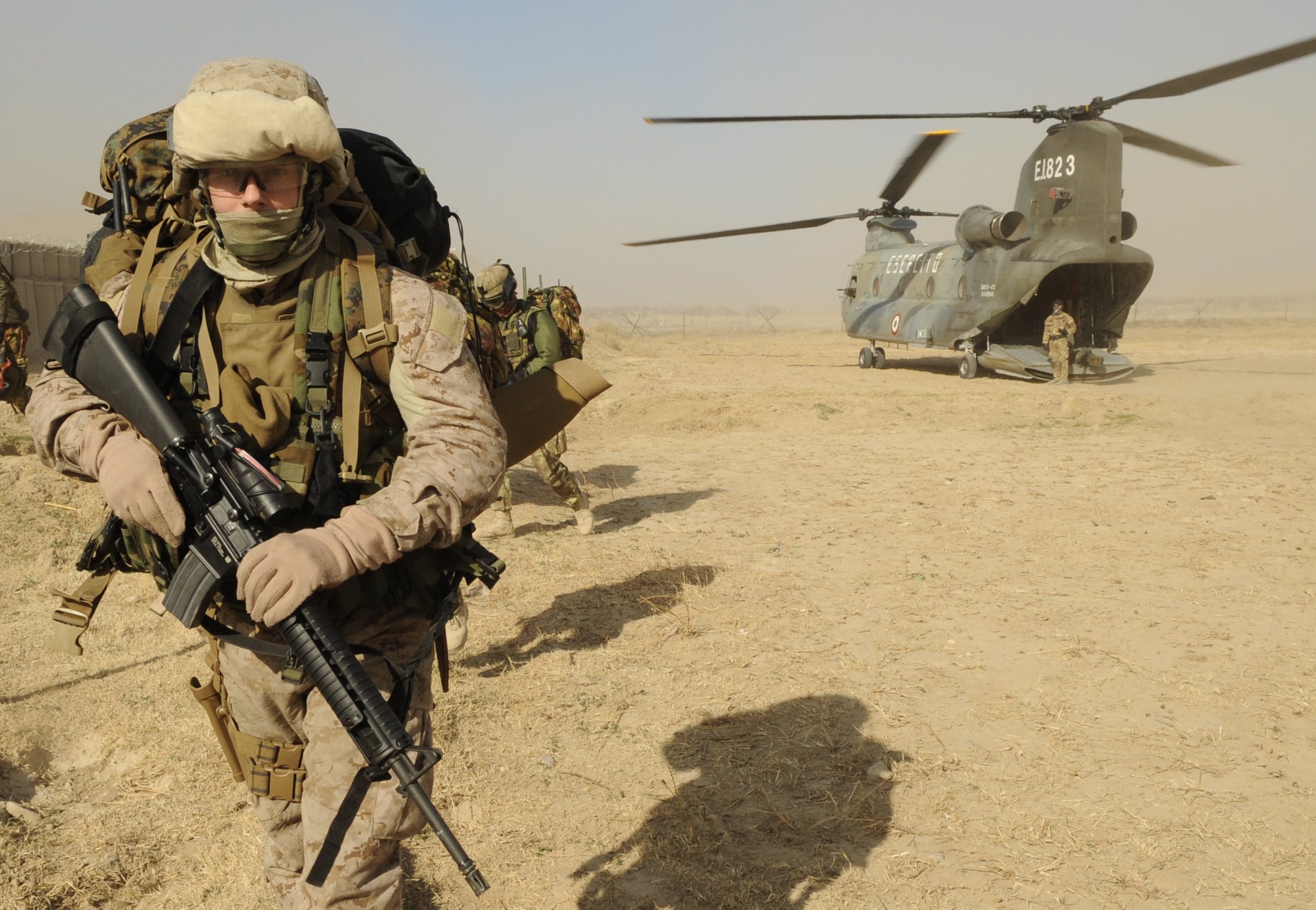 NATO Confirms That Three Of Its Service Members Were Killed In Central Afghanistan