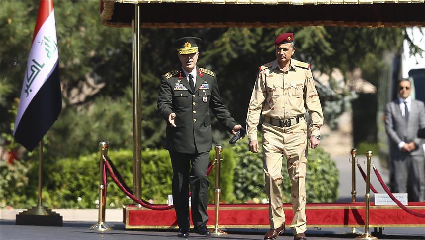 "Turkish And Iraqi Chiefs of Staff Meet In Ankara To Discuss ""Illegitimate"" Referendum In Iraqi Kurdistan"
