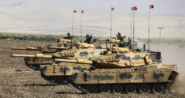 Turkish Parliament Ratifies Further Operations In Syria And Iraq