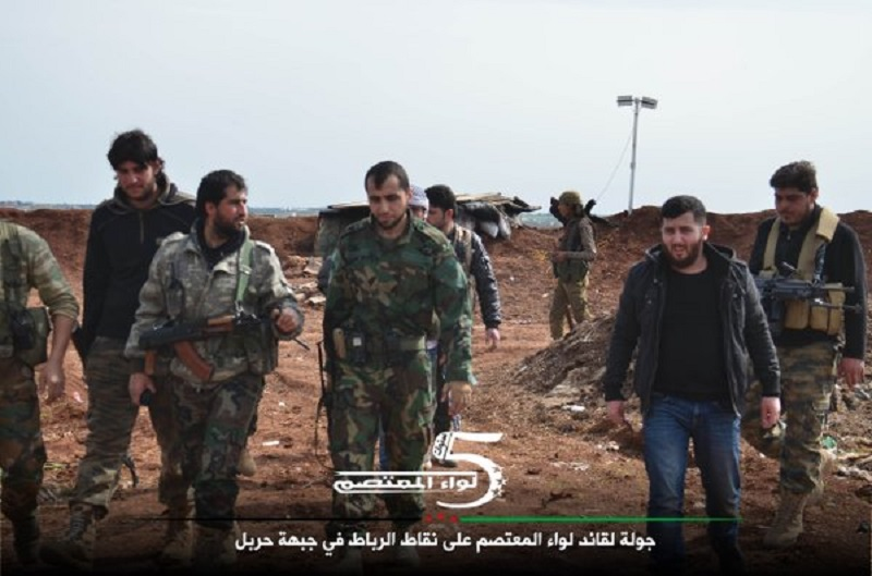 FSA Denies Handing Over Any Positions To Russian Military Police In Northern Syria