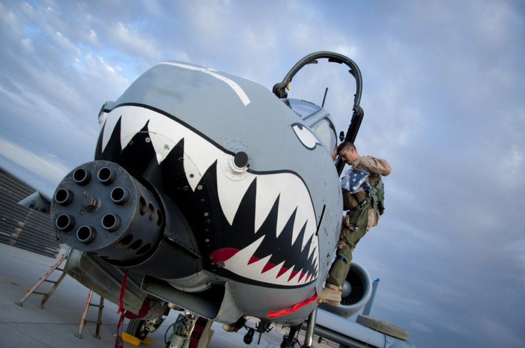 US Air Force Conducted Airstrikes On ISIS Training Camp In Libya