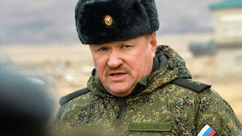 ISIS Shelling Killed Russian General Near Deir Ezzor City