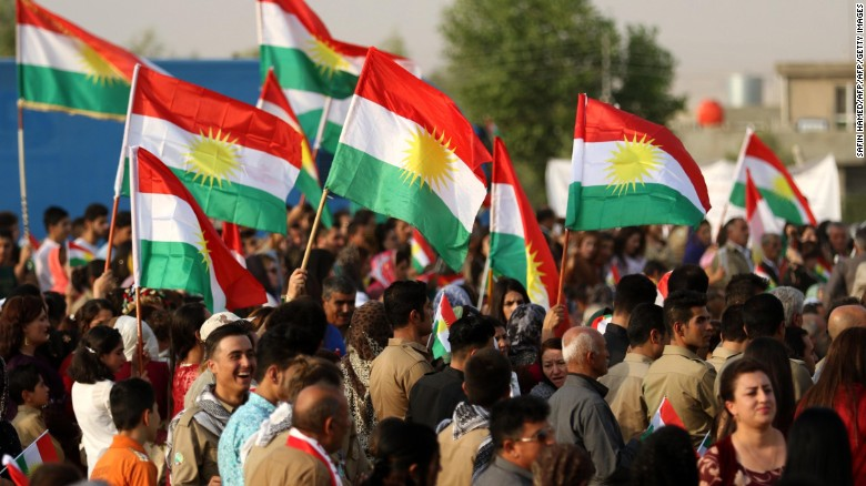 Iraq's Kurdistan Region Holds Independence Referendum (Overview)