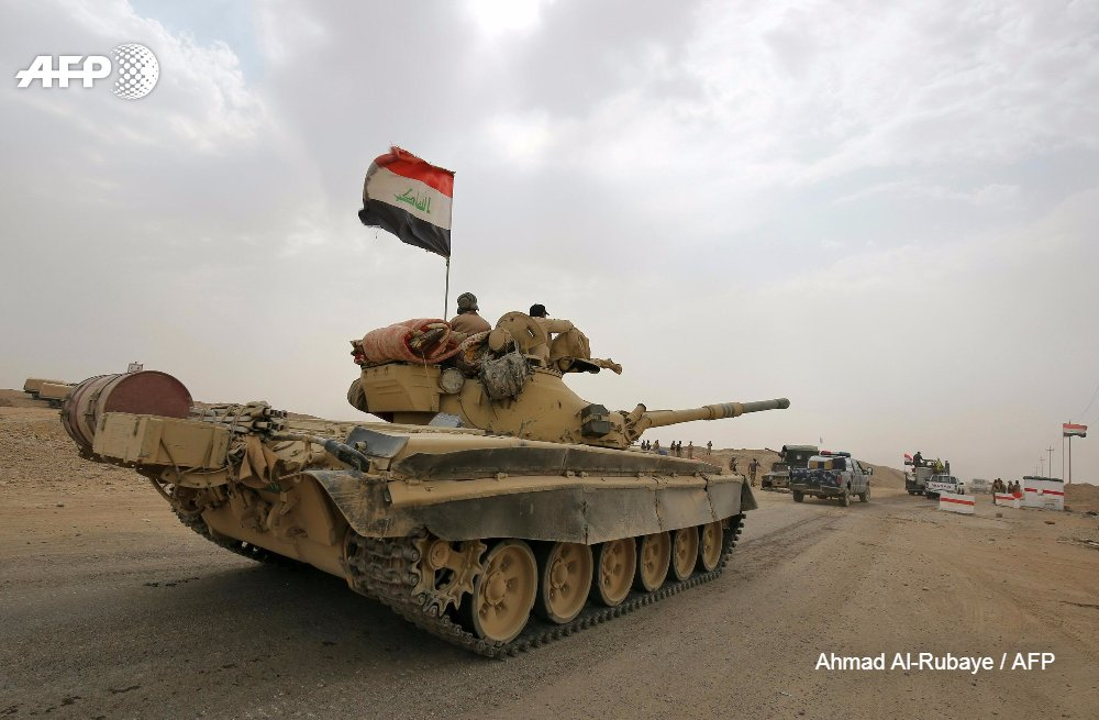 Iraqi Parliament Vows To Send Troops To Areas Disputed By Kurdistan Regional Government