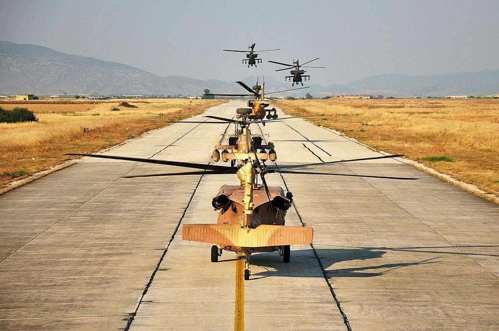 IDF's Apache Fleet To Return To Service Following Fatal Crash