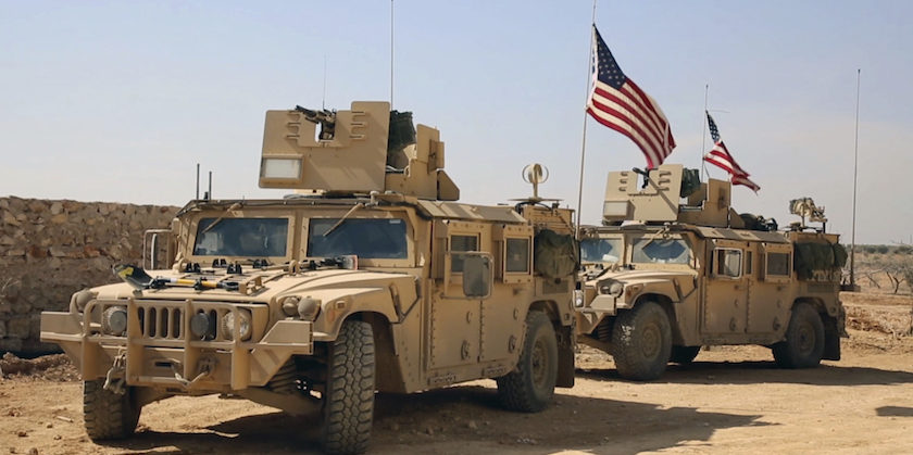 SDF Hopes US Military To Stay In Syria For Decades