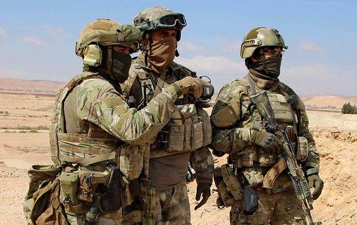 Russian Forces Conduct Special Operation In Idlib, Eliminate 5 HTS Commanders, 32 Militants