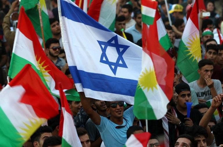 Erdogan To Iraqi Kurdistan: Israeli Flags Will Not Save You