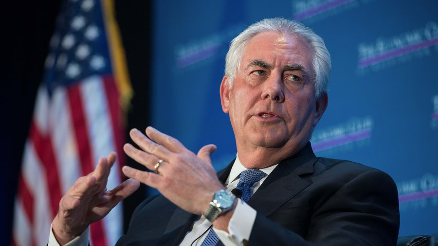"""US Secretary of State Discussed Alleged """"Acoustic Attacks"""" Against US Diplomats With Cuban Foreign Minister"""