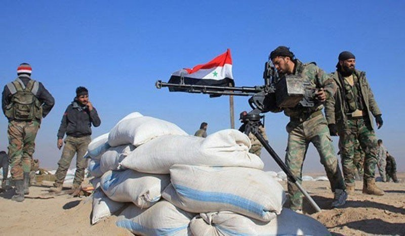 ISIS Attack Cuts Off Palmyra-Deir Ezzor Highway, Terrorists Claim Capturing 2 Russian Soldiers