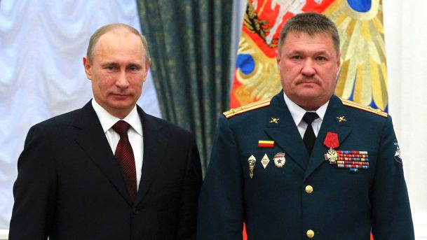 More Info About Russia's General Valery Asapov Killed In Syria