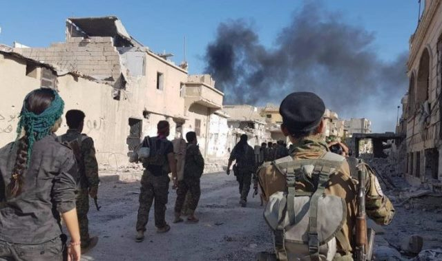 Syrian Democratic Forces Capture Al-Suwar Town And Launch New Operation In Al-Hasakah